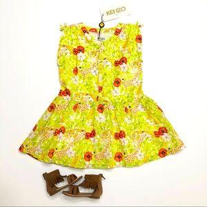 🆕 KENZO Kids Dress • Girl Size 2 Years